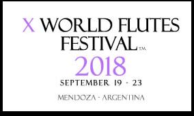 Pablo Salcedo  World Flutes Master